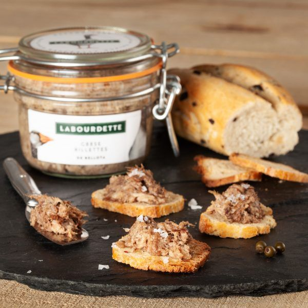 buy Labourdette - Ethical GOOSE RILLETTES Gourmete