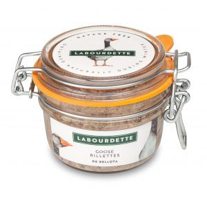 GOOSE RILLETTES Labourdette - Ethical