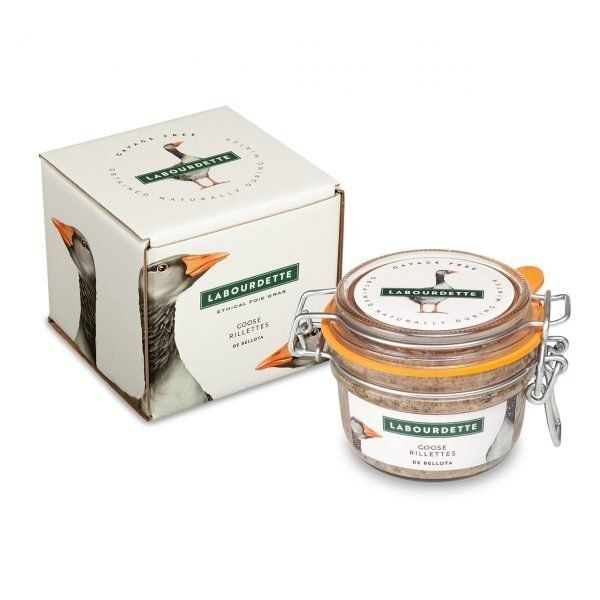 buy Labourdette - Ethical GOOSE RILLETTES
